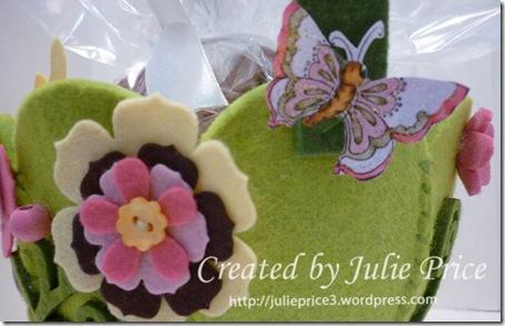 mini butterfly closeup
