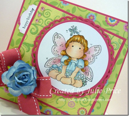 stamptacular fairy fever angle