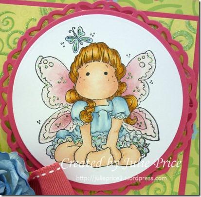 stamptacular fairy fever closeup