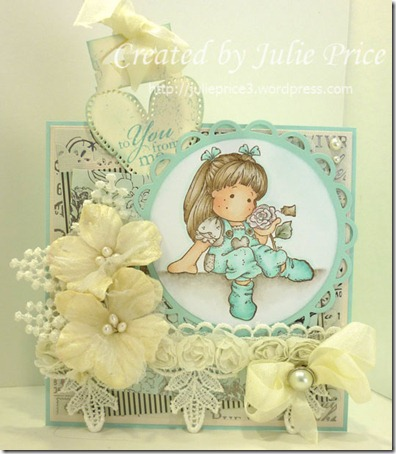 Tildas Town Shabby Chic Tag showing
