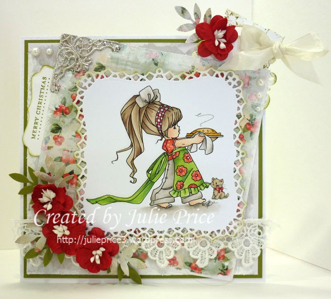 Digi Bells GDT «Stamps, Paper, Ribbons N Things Stamps