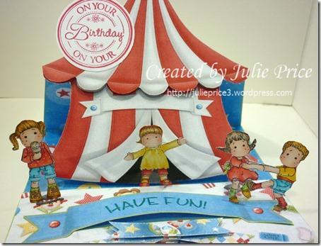 circus closeup
