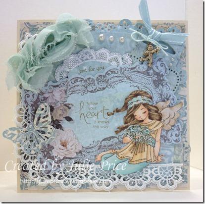 Sweet Angel Paper Play