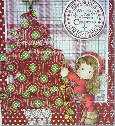 Jingle Jangle Tildda bells closeup 2