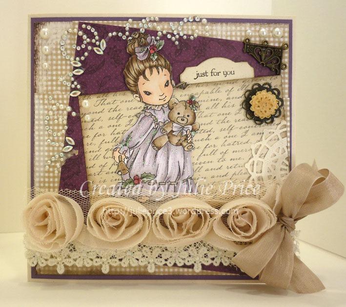 Elizabeth Bell «Stamps, Paper, Ribbons N Things » Page 25
