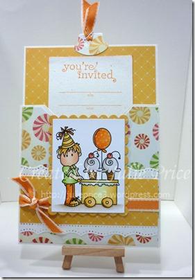 CMC orange invite
