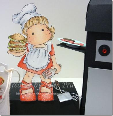 burger tilda closeup