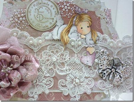 magnolialicious Luscious lace closeup 2