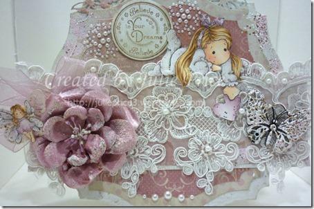 magnolialicious Luscious lace closeup 3