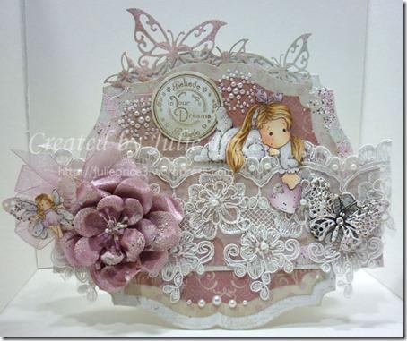 magnolialicious Luscious lace