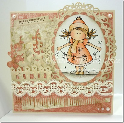 CMC Stamp Fairy