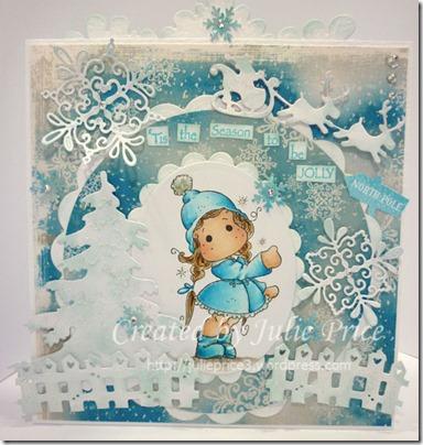 Team A Winter 12th Nov Julie P
