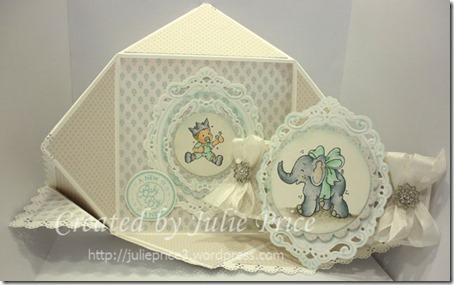 baby card angle
