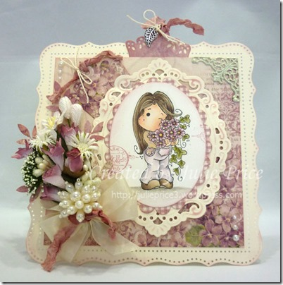 Crafting by designs card