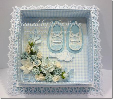 Marianne Designs Baby box inside 1