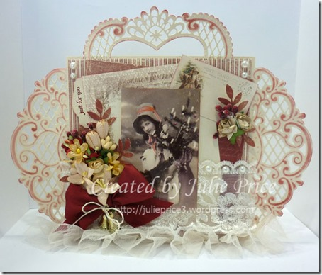 MDD flower card