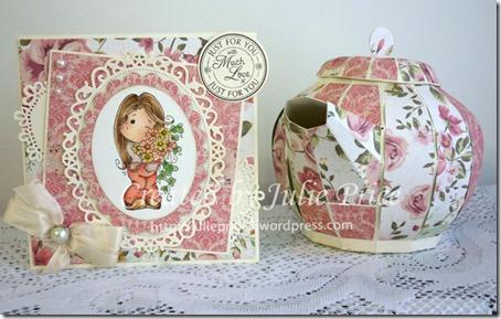 card and tea pot