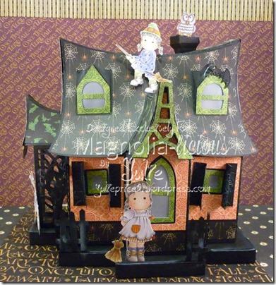 Halloween house 5