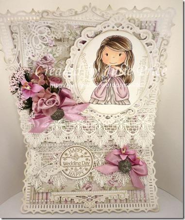 paper nest dolls easel 2