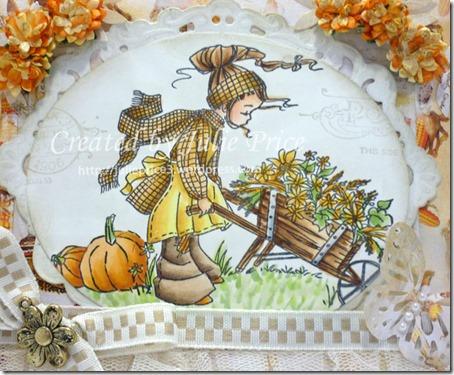 add a pumpkin closeup
