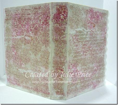 book box paper outside