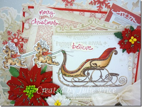 sleigh closeup