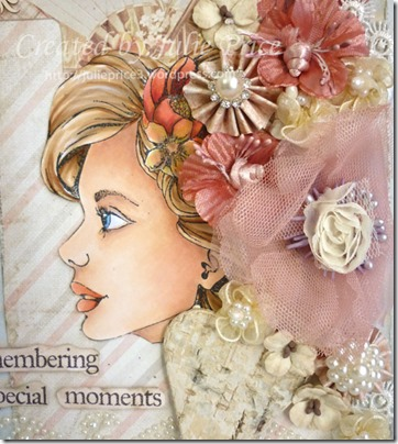 bloom girl journal closeup