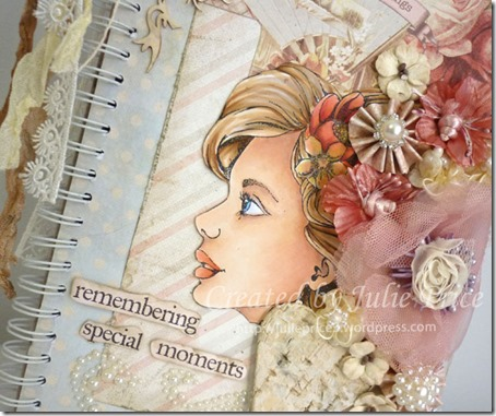 bloom girl journal copic101 skin plus