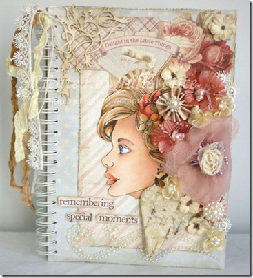 bloom girl journal