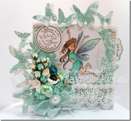 wednesday fairy card