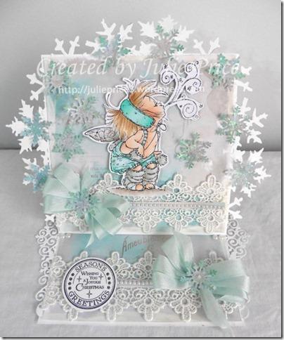 aqua fairy card