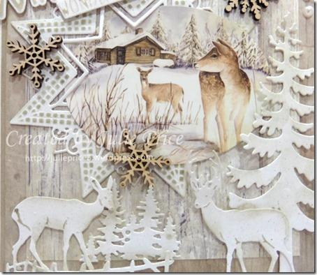 deer card closeup 2