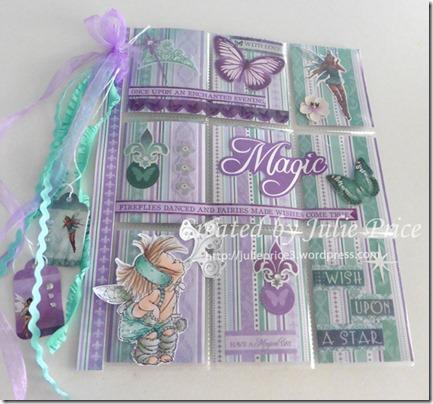 fairy pocket letter front
