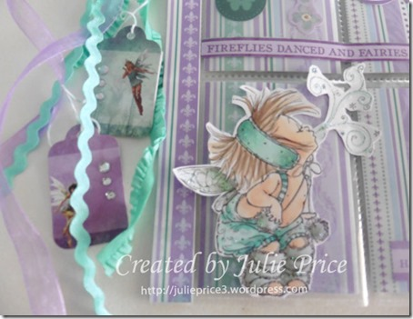 pocket letter fairy closeup