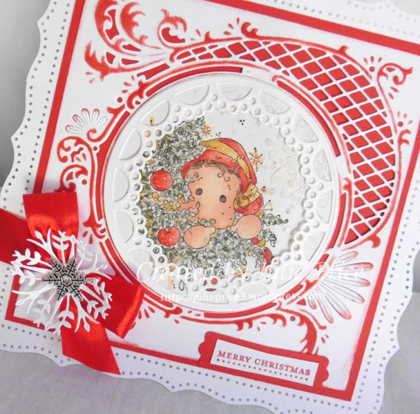 It's the Day Before Christmas….. «Stamps, Paper, Ribbons n Things ...