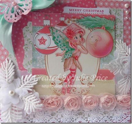 enchanted christmas closeup